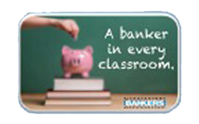 A banker in every classroom