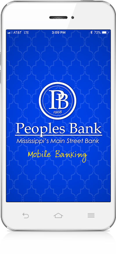 personal banking app